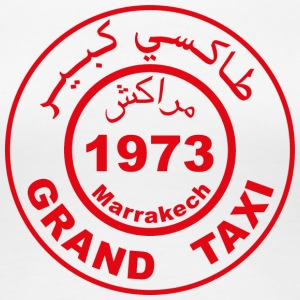 Grand Taxi Marrakech - Frauen Premium T-Shirt