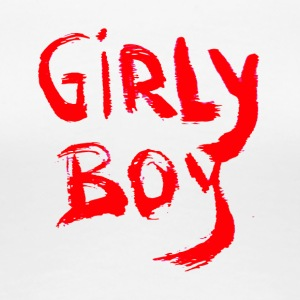 GIRLY BOY - Women's Premium T-Shirt