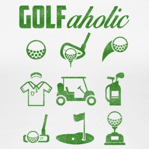GOLF - Women's Premium T-Shirt