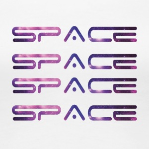 Spacespace - Frauen Premium T-Shirt