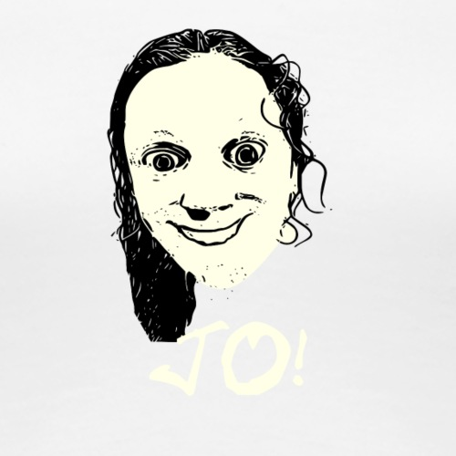 Jo - Frauen Premium T-Shirt