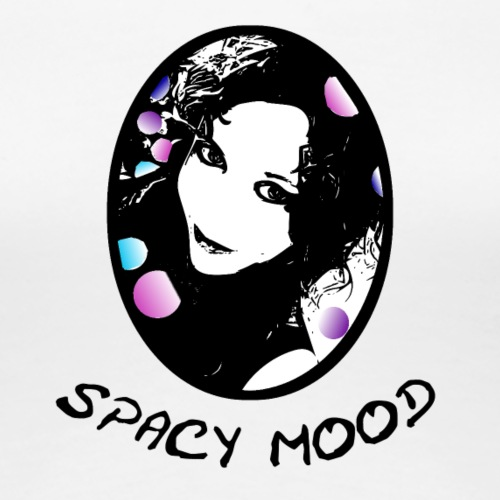 spacy mood - Frauen Premium T-Shirt