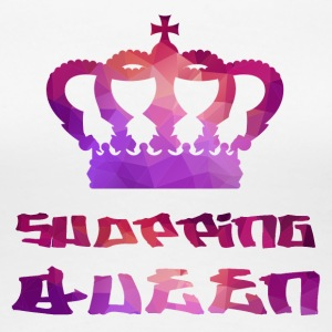Shopping Queen - Vrouwen Premium T-shirt