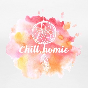 Hippie / Hippies: Chill Ho.mie - Women's Premium T-Shirt