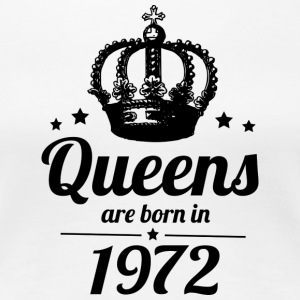 Queen 1972 - Frauen Premium T-Shirt