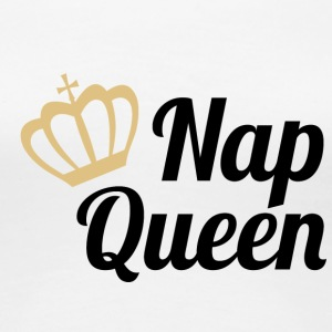 Nap Queen - Frauen Premium T-Shirt