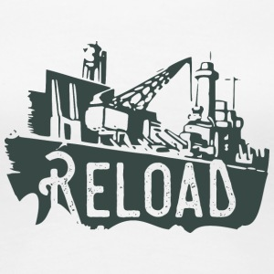 Reload - Women's Premium T-Shirt