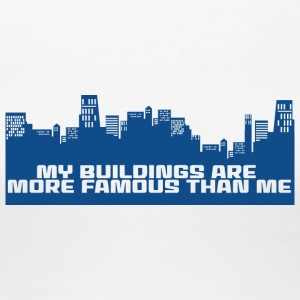 Architekt / Architektur: My Buildings are more - Frauen Premium T-Shirt