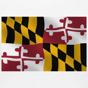 Maryland - Dame premium T-shirt