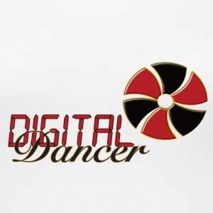 Digital Dancer - Women's Premium T-Shirt