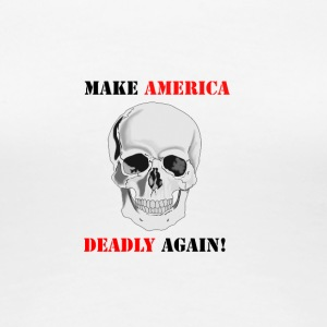 Make America Mortal again! - Women's Premium T-Shirt