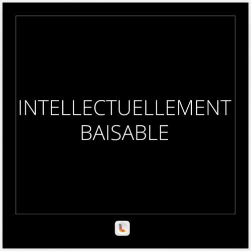 L'intelecte - T-shirt Premium Femme