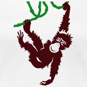 Monkey collection - Women's Premium T-Shirt