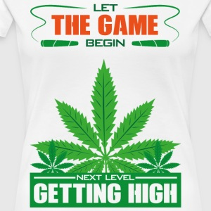 Getting high - Women's Premium T-Shirt