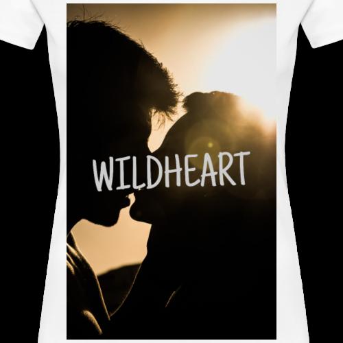 WILDHEART - Premium T-skjorte for kvinner