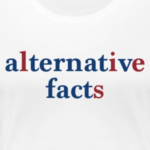 alternativa fakta - Premium-T-shirt dam