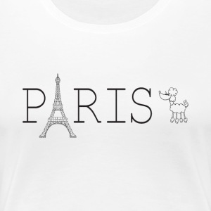 PARIS - Women's Premium T-Shirt