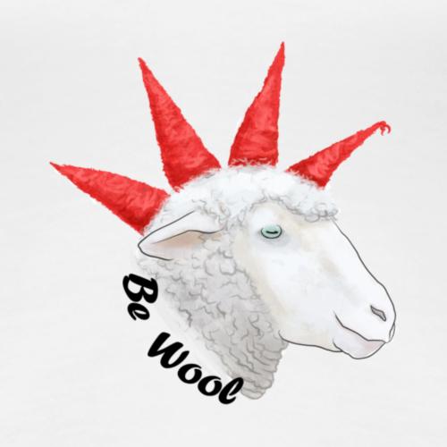 Be Wool - T-shirt Premium Femme