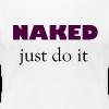 Naked Collection - Premium T-skjorte for kvinner