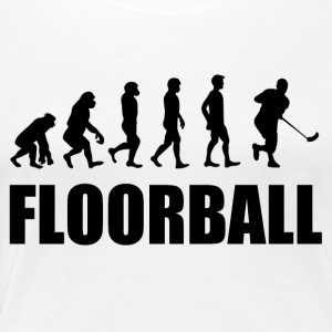 Floorball - Frauen Premium T-Shirt