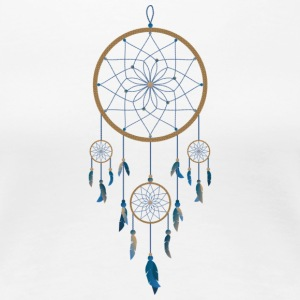 Culture Dream catcher - Women's Premium T-Shirt