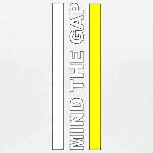 cover Mind The Gap S6 - Maglietta Premium da donna