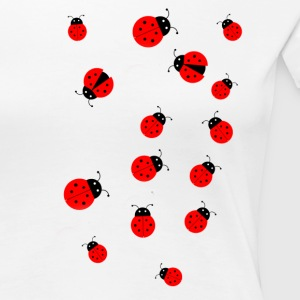 Lucky ladybugs - Women's Premium T-Shirt