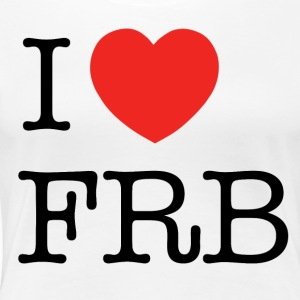I Love FRB - Bestsellers - Women's Premium T-Shirt
