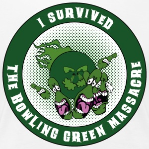 Bowling Green massacre - Dame premium T-shirt