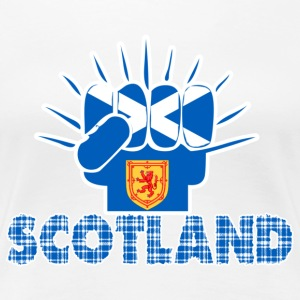 Scotland Power - Women's Premium T-Shirt