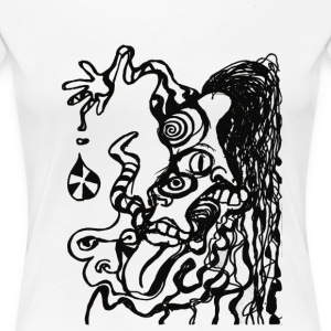 Metamorphose - Frauen Premium T-Shirt