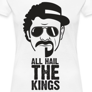 ALL HAIL THE KINGS - Women's Premium T-Shirt