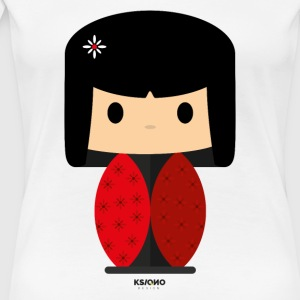 kawaii Ksi - Women's Premium T-Shirt
