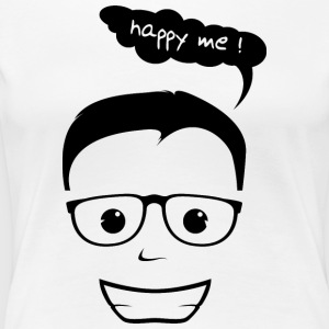Happy me! - Women's Premium T-Shirt