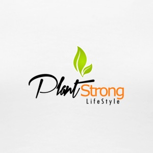 plant_strong_Axel_solopng-1 - Premium-T-shirt dam