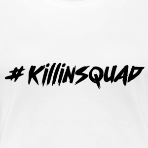 #killinsquad Collection - Premium-T-shirt dam