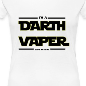 Darth Vaper - Frauen Premium T-Shirt
