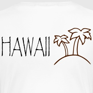 HAWAII - ENKEL - Premium-T-shirt dam