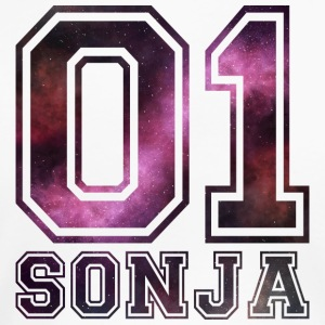 Sonja Name - Frauen Premium T-Shirt