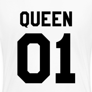 QUEEN 01 LIMITED EDITION - Women's Premium T-Shirt