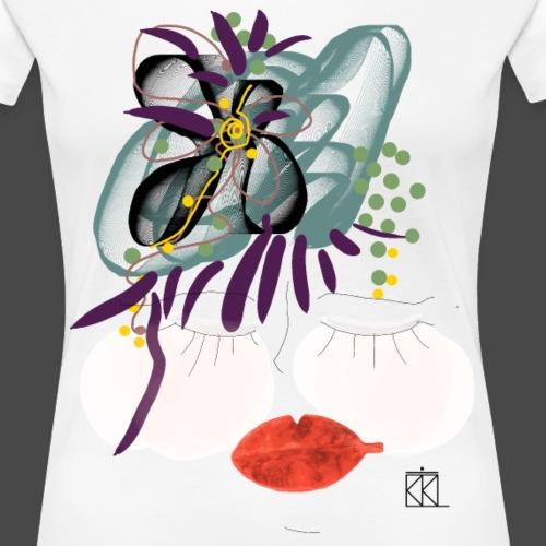 ACCONCIATURE_FACCE_DI_MòKIKA - Maglietta Premium da donna