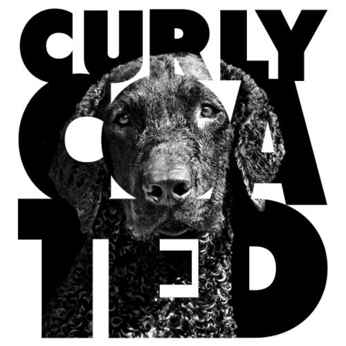 Curly Coated II - Naisten premium t-paita