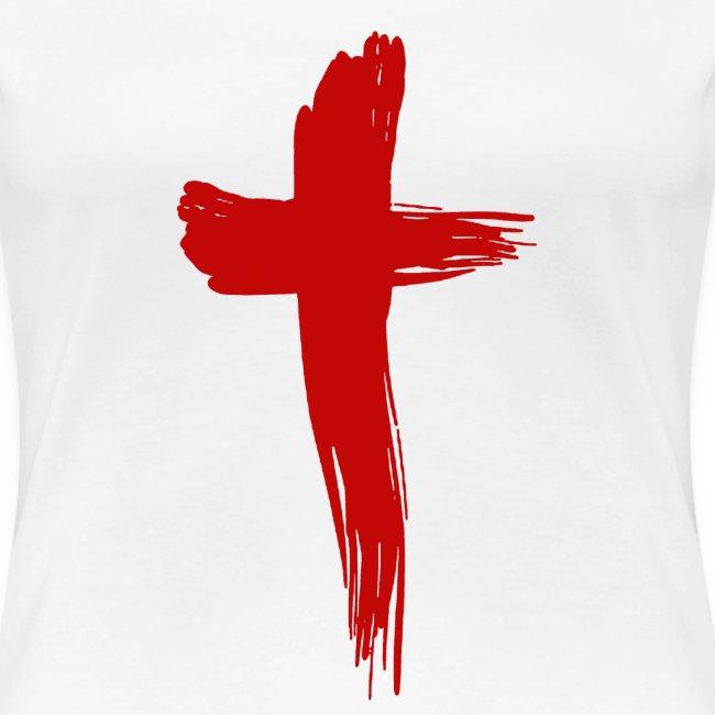 Kreuz rot