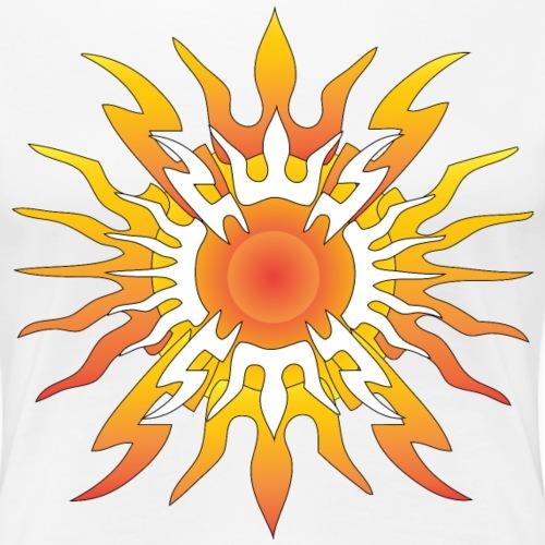 Transcendent SUN - Women's Premium T-Shirt