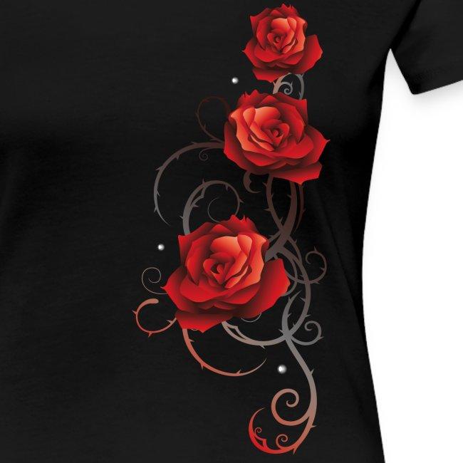 Zum rote geburtstag rosen 66. Geburtstag