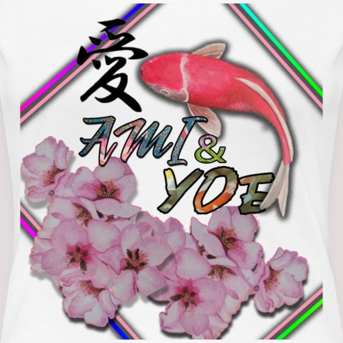 ami&yoe-mujer - Camiseta premium mujer