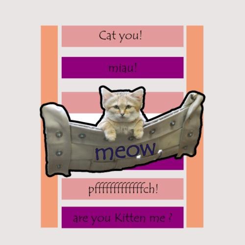 Are you Kitten me ? - Frauen Premium T-Shirt