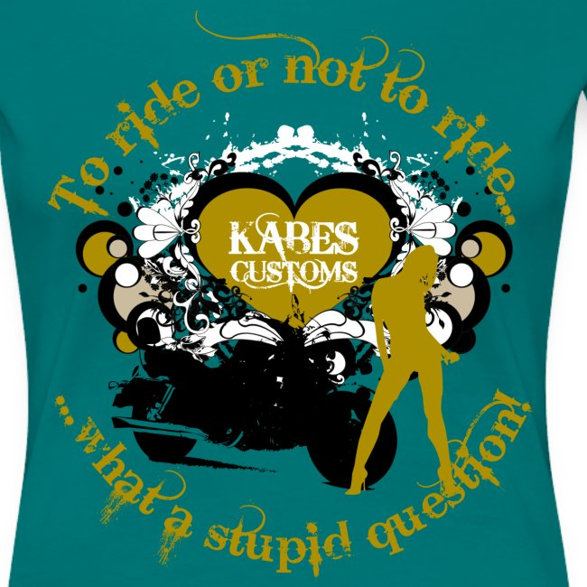 Kabes Stupid Question T-Shirt