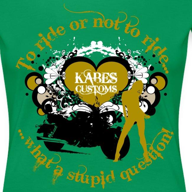 Kabes Stupid Question T-Shirt