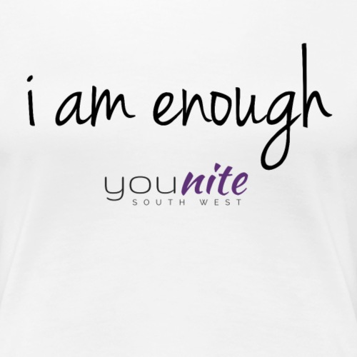 I am enough - Women's Premium T-Shirt